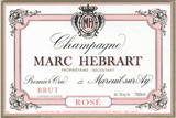 Marc Hebrart Brut Rosé