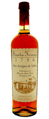 Santa Teresa 1796 Ron Antiguo de Solera 15 year old