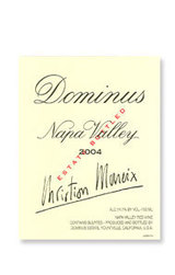 Dominus Napa Valley Red 2004