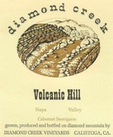 Diamond Creek Volcanic Hill Cabernet Sauvignon 1999