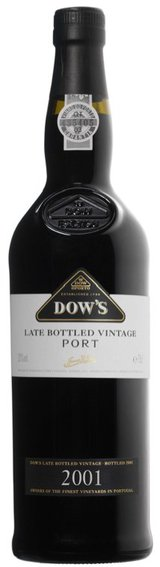 Dow's Late Bottled Vintage Port 2001