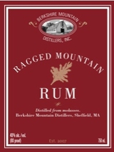 Berkshire Mountain Distillers Ragged Mountain Rum