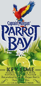 Parrot Bay Key Lime