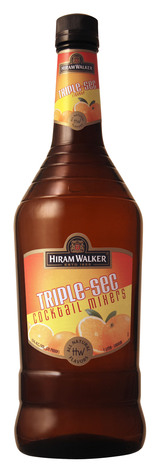 Hiram Walker Triple Sec 60 Proof