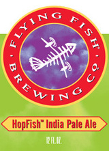 Flying Fish Brewing Co. HopFish India Pale Ale