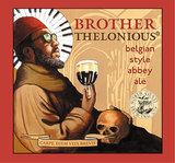 North Coast Brewing Co. Brother Thelonius Belgian Style Abbey Ale