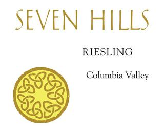 Seven Hills Winery Riesling 2011