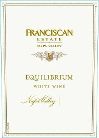 Franciscan Estate Equilibrium White 2013