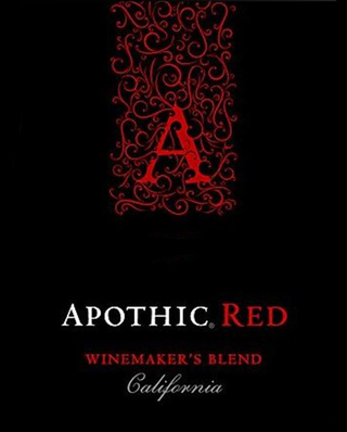 Apothic Winemaker's Blend Red 2016