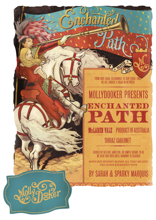 Mollydooker Enchanted Path Shiraz Cabernet Sauvignon 2014