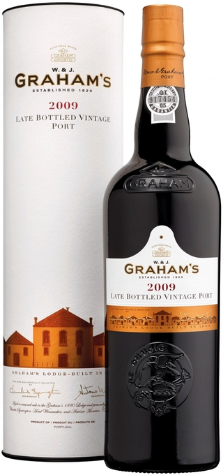 W&J Graham's Late Bottled Vintage 2009