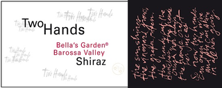 Two Hands Bella's Garden Shiraz 2014