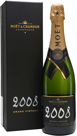 Moet & Chandon Grand Vintage 2008