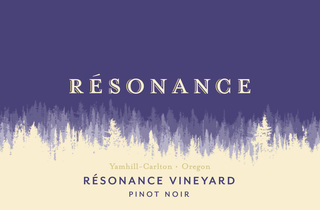 Resonance Vineyards Pinot Noir 2014