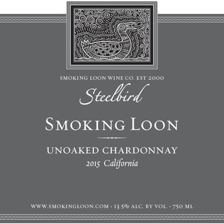 Smoking Loon Chardonnay 2015