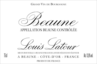 Louis Latour Beaune Rouge 2014