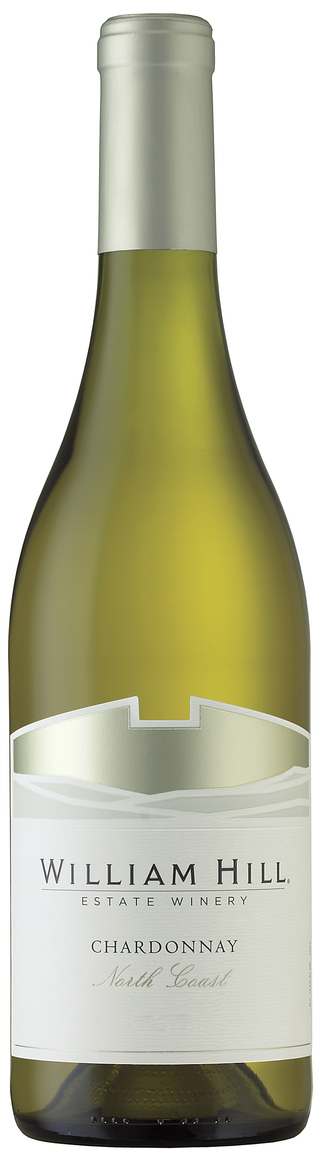 William Hill North Coast Chardonnay 2015