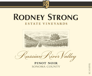 Rodney Strong Russian River Valley Pinot Noir 2014