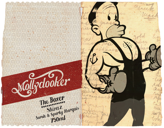 Mollydooker The Boxer Shiraz 2016