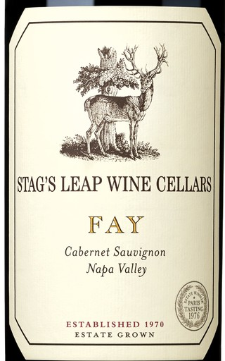 Stag's Leap Wine Cellars Fay Estate Cabernet Sauvignon 2014