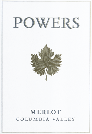 Powers Winery Merlot 2014