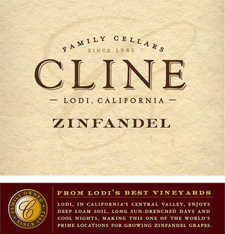 Cline California Zinfandel 2015