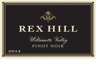 Rex Hill Willamette Valley Pinot Noir 2014