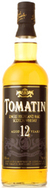 Tomatin Single Highland Malt Scotch Whisky 12 year old
