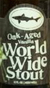 Dogfish Head Oak-Aged Vanilla World Wide Stout