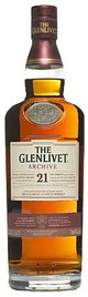 The Glenlivet Archive Single Malt Scotch Whisky 21 year old