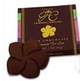 The Original Hawaiian Chocolate Factory Plumeria Dark Chocolate