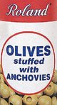 Roland Olives with Anchovies