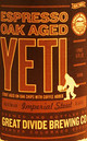 Great Divide Yeti Oak Aged Espresso Stout