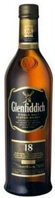 Glenfiddich Single Malt Scotch Whisky 18 year old
