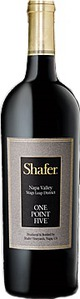 Shafer One Point Five Cabernet Sauvignon 2008