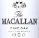 Macallan Fine Oak Single Malt Scotch Whisky 10 year old
