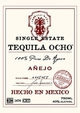 Tequila Ocho Estate Anejo 2010