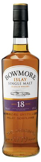 Bowmore Distillery Single Malt Scotch Whisky 18 year old