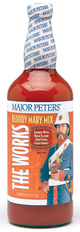 Major Peters The Works Bloody Mary Mix