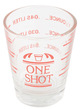 True Fabrications Measured Shot Glass