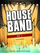House Band Red +5