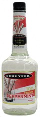 DeKuyper Peppermint Schnapps 100 Proof
