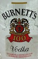 Burnett's Vodka 100 Proof