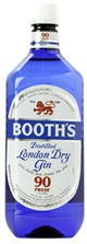 Booth's London Dry Gin