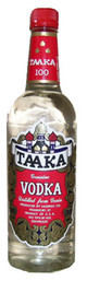 Taaka Vodka 100 Proof