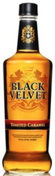 Black Velvet Toasted Caramel Whisky
