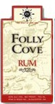 Ryan & Wood Distilleries Folly Cove Rum