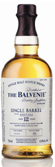 Balvenie Single Barrel First Fill Single Malt Scotch Whisky 12 year old