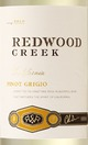 Redwood Creek Pinot Grigio 2011