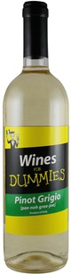 Wines For Dummies Pinot Grigio 2012